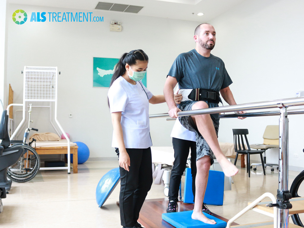 From the USA to Thailand: Kevin's ALS Treatment Journey