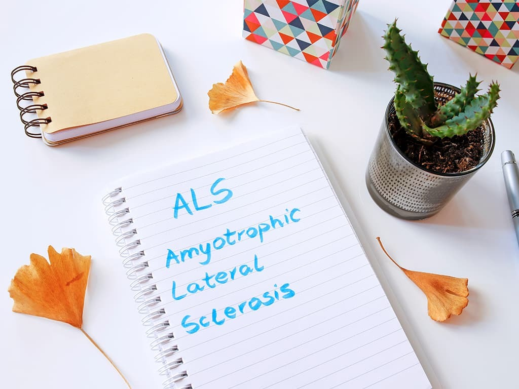 Living with ALS