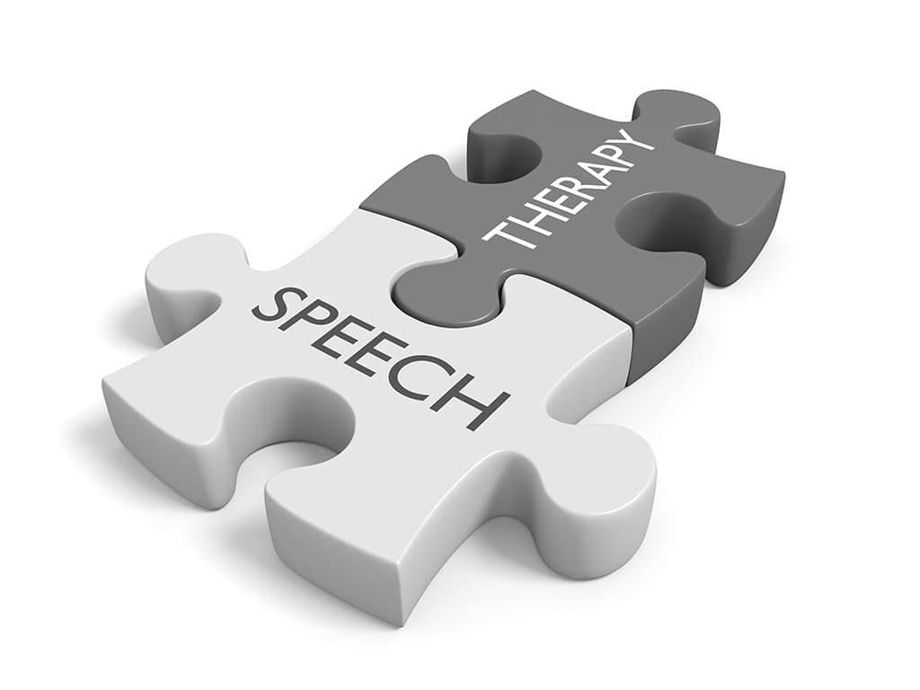 ALS speech therapy