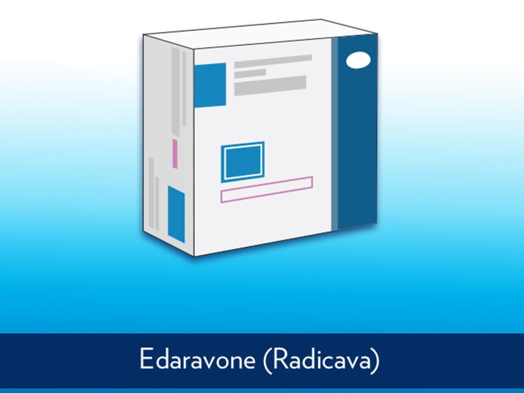 Radicava (Edaravone) FDA approved drug for the treatment of ALS