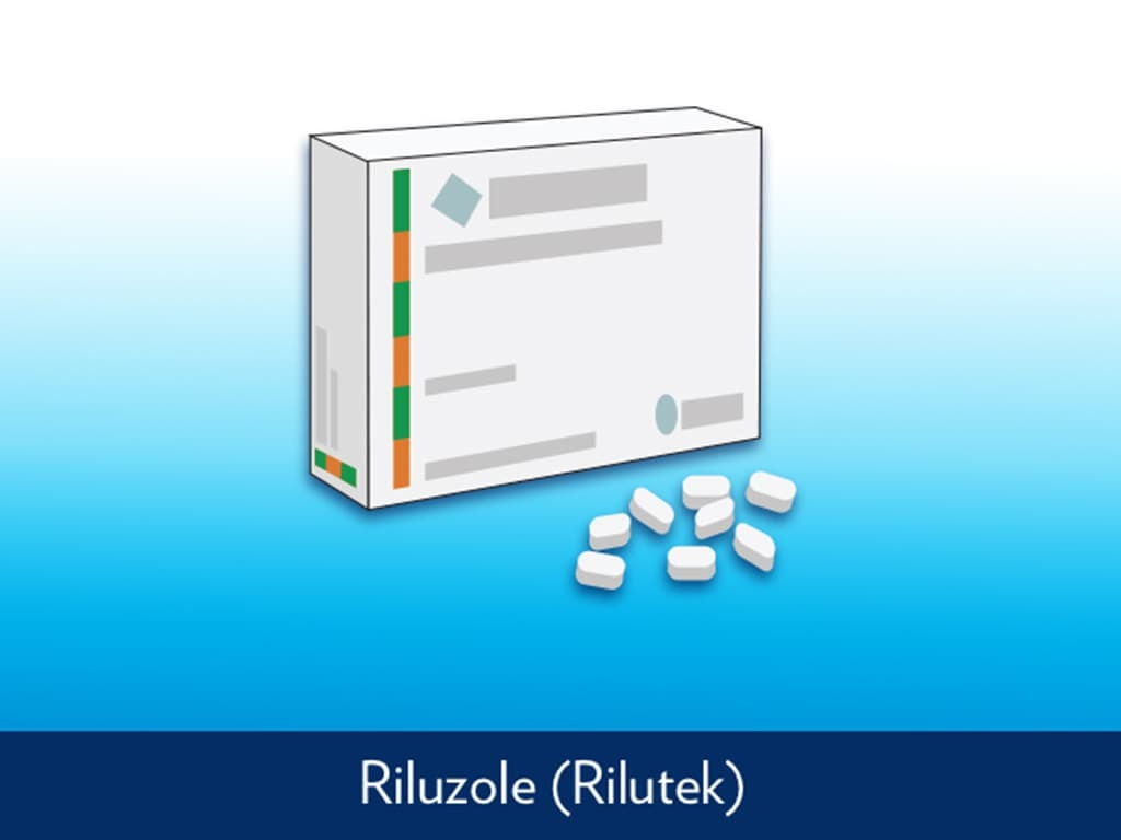Riluzole (Rilutek) FDA approved medication for the treatment of ALS